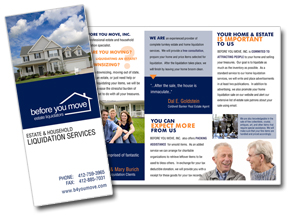 Before You Move Brochure